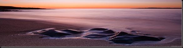 Sunset, Isle of Lewis, Scotland, UK